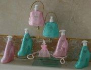 Coeur-A-Coeur Fashion Beauty Products упаковали шампунь в туфельку